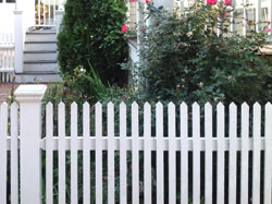 Curb Appeal Fence