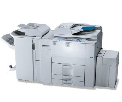 Photocopier rentals - Rocoh Aficio 6500 photocopier