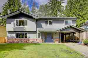 Lynn Valley House for sale:  5 bedroom 2,619 sq.ft. (Listed 2017-06-20)