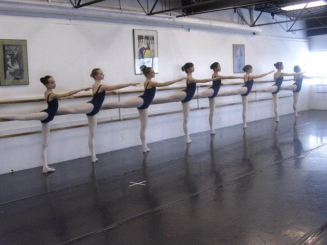 Studio Class Barre