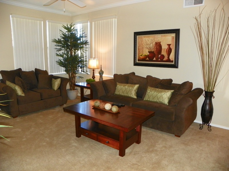 scottsdale vacation home furnishing service