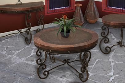 phoenix rustic mexican southwest tables furniture