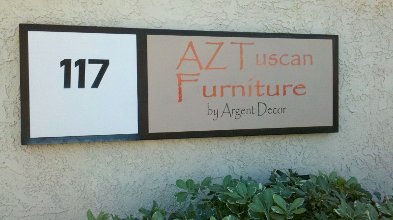 tuscan furniture phoenix hand-made solid wood furniture az
