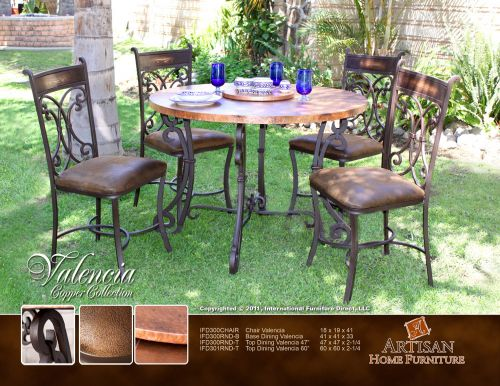 scottsdale rustic dining room furniture vacation home furnishing service