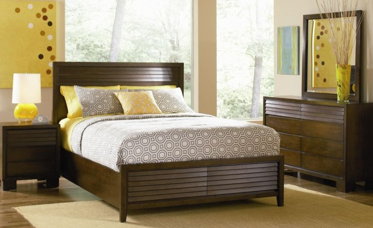 tropical style bedroom set furniture