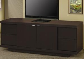 sleek tv stand console phoenix az furniture packages