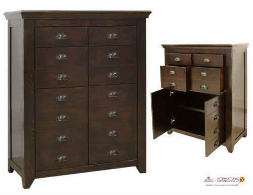 apothecary chest storage furniture phoenix AZ sale