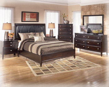 ashley furniture naomi bedroom set