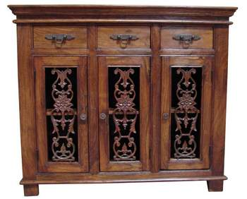AZ phoenix tuscan spanish colonial solid wood furniture rustic furniture