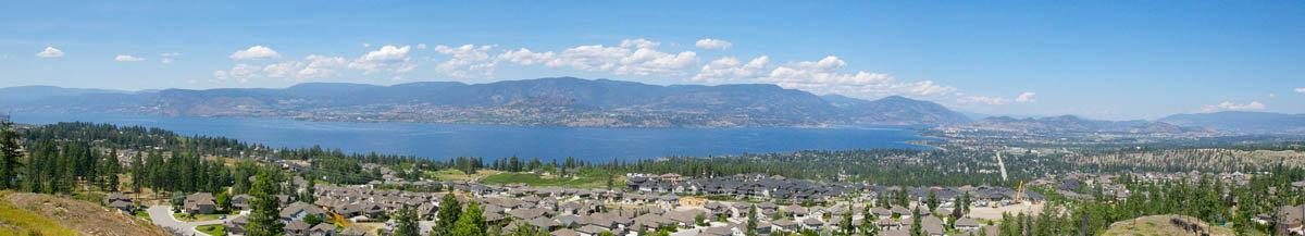 Upper Mission, Kelowna, BC, Canada