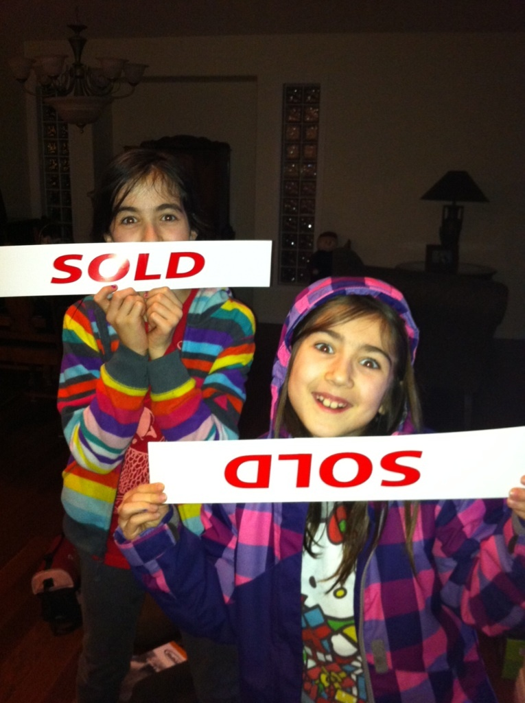 The Sold Girls