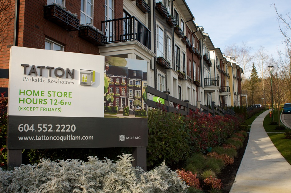 TATTON Rowhomes