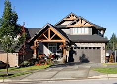 Burke Mountain Homes