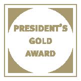 Presiden'ts Gold
