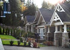 Burke Mountain Homes | Photo: Birchwood Estates