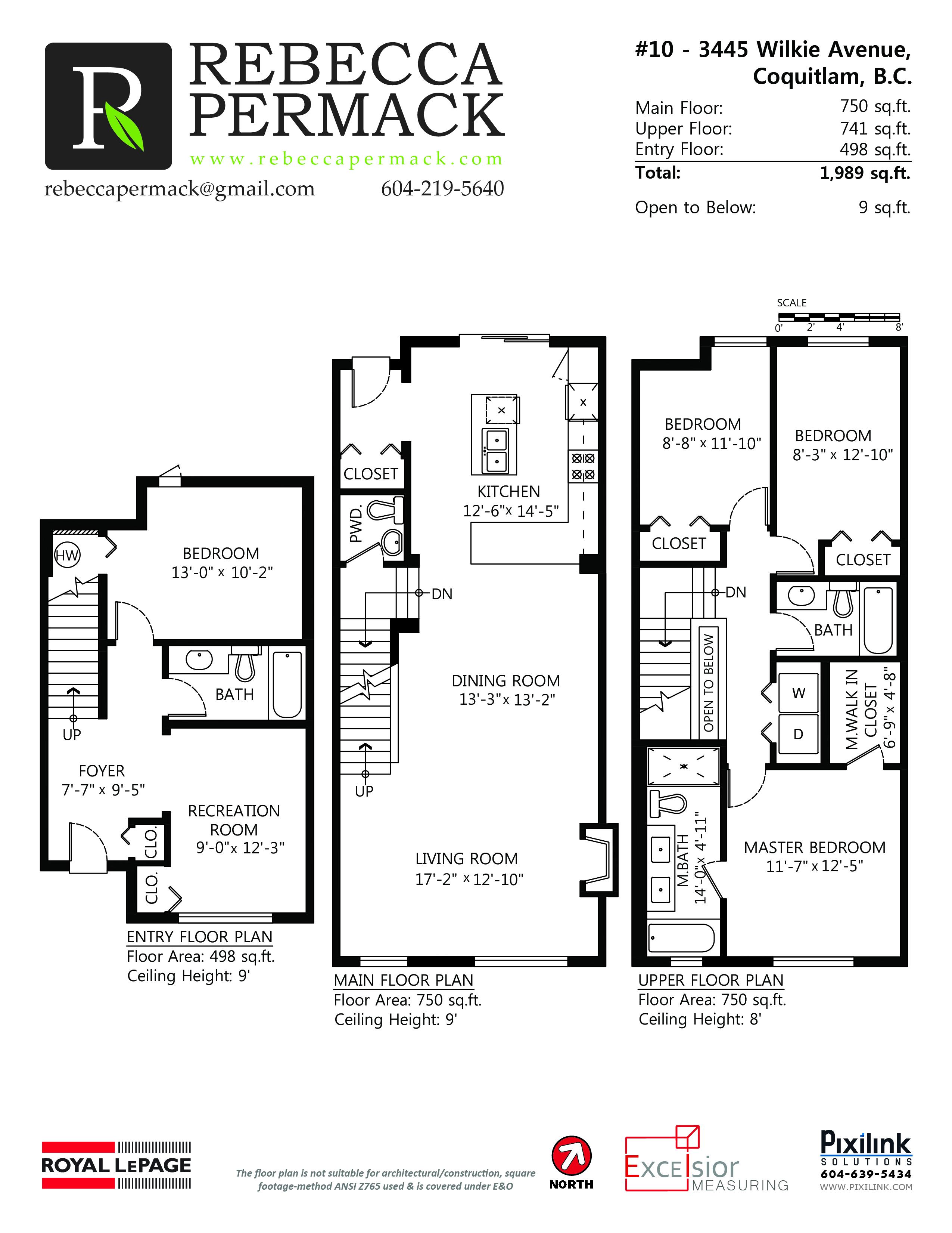 10-3445 Wilkie - Floorplan
