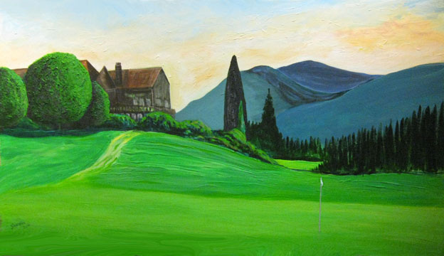 Capilano Golf and Country Club 24x48.jpg