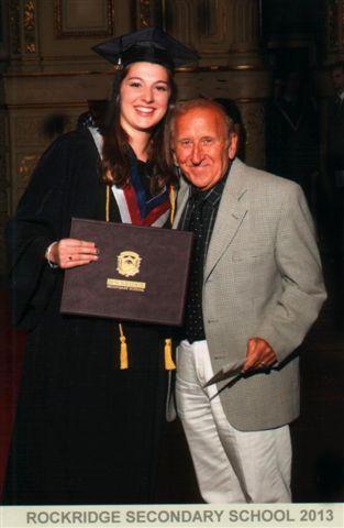 Girl Graduate