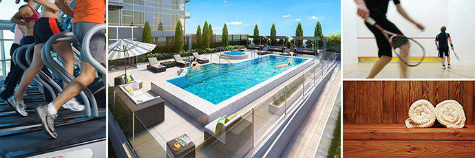 Centreview Amenities