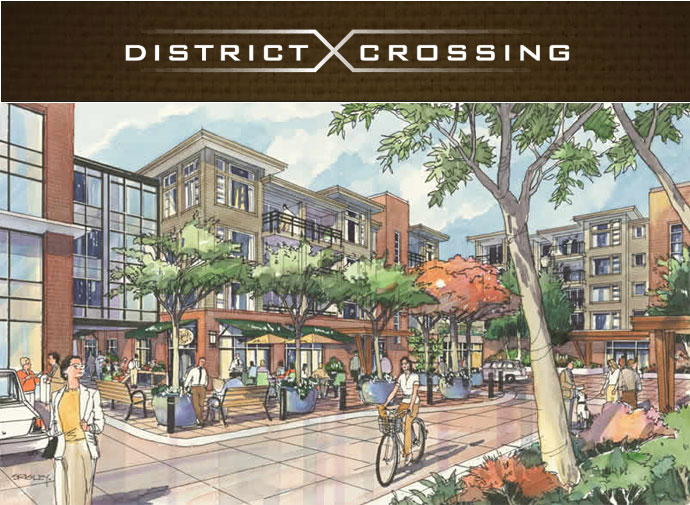 District Rendering