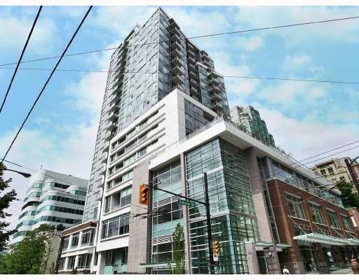 My top 10 Yaletown Buildings- #7-RAFFLES 821 Cambie Street, Vancouver