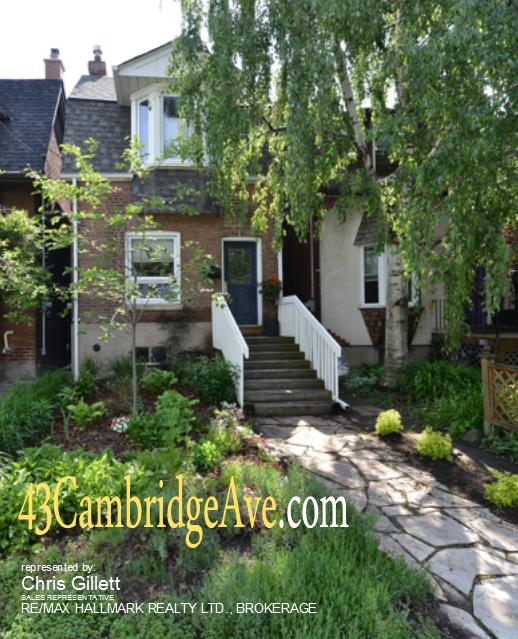 43 Cambridge Ave. BLOG PIC
