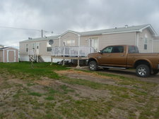 Dawson Creek House for sale: Pioneer Cove Mobile Home Park 3 bedroom 1,216 sq.ft. (Listed 2013-09-11)