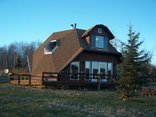 Gundy, Alberta  Acreage for sale:  3 bedroom 2,000 sq.ft. (Listed 2013-11-05)