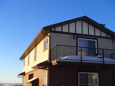 Dawson Creek Apartment for sale: Hillside Villas Complex Studio 987 sq.ft. (Listed 2013-10-11)
