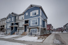 Auburn Bay Calgary Executive Townhouse for rent:  3 bedroom  (Listed 2013-09-01)