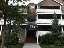 Calgary Windsor Park Condo for rent:  1 bedroom 610 sq.ft. (Listed 2013-10-01)