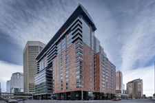 Downtown Calgary 2 Storey Condo for rent: Le Germain 2+Den 2,300 sq.ft. (Listed 2014-02-01)