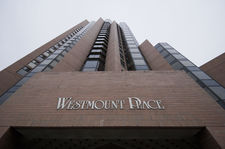 Downtown Calgary 2 Storey + Walk Out for rent: Westmount Place 1 bedroom 1,000 sq.ft. (Listed 2014-03-01)