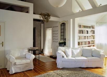 Lofty Living Room
