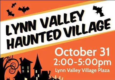 Lynn Valley Village Trick or Treat