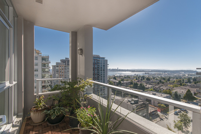 Central Lonsdale Condo For Sale: The Symphony 2 bedroom