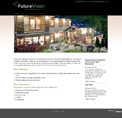 Future Vision Today Website 400