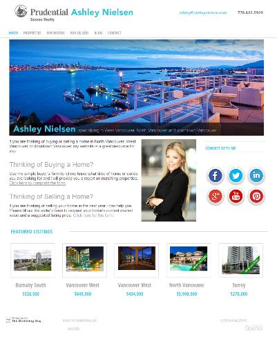 Ashley Nielsen Website