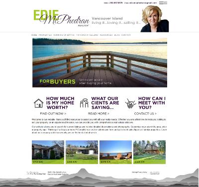 Edie McPhedran Vancouver Island Homes 400