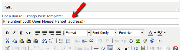Add_the_short_address_field_with_brackets