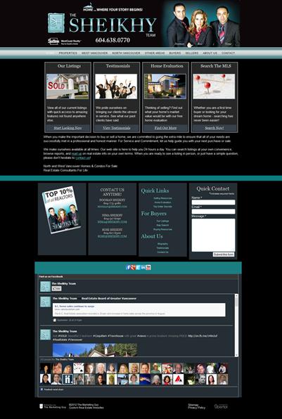 Sheikhy Team Website 400
