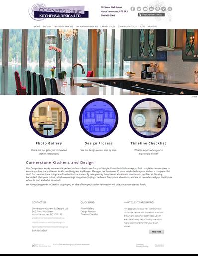Cornerstone Kitchens Design Ltd New Website 400