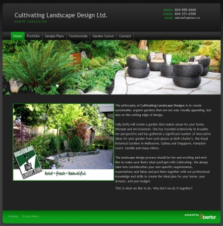 Cultivating Landscape Design 450