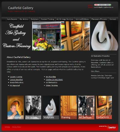 Caulfeild Gallery Home 400