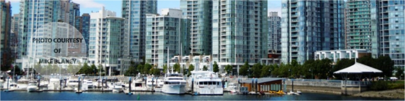 False Creek North Side Vancouver
