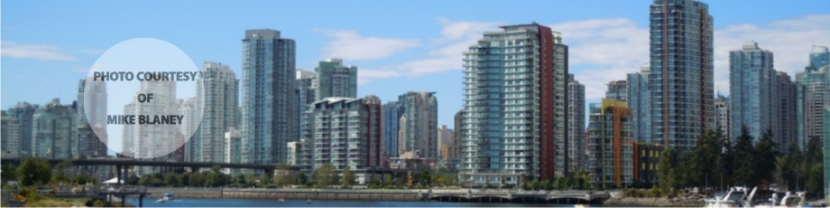 False Creek Looking to Yaletown