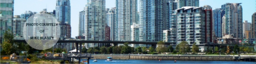 False Creek Looking to Yaletown 2