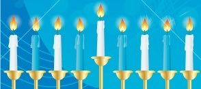 hanukkah-menorah-background