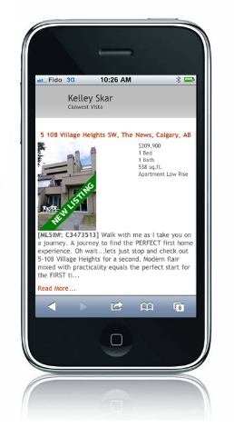 Mobile Websites 3