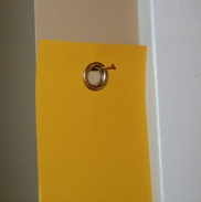 Grommet for Hanging